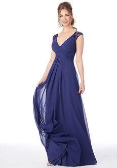 Morilee by Madeline Gardner Bridesmaids 21687 -Morilee by Madeline Gardner Bridesmaids V-Neck Bridesmaid Dress