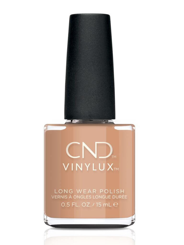 sweet cider nail polish by cnd