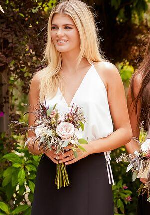 JASMINE P226013 V-Neck Bridesmaid Dress