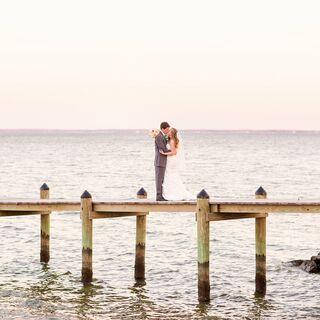 A Blue Nautical Wedding in Annapolis