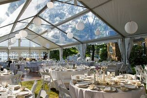 Classic Tent Rental Party Supplies