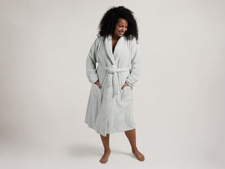 Parachute bath robe gift for mother-in-law
