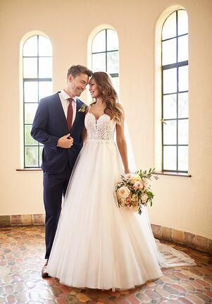Stella York 7203 A-Line Wedding Dress