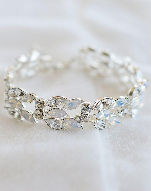 Dareth Colburn Ariana Opal & Crystal Bracelet (JB-4864) Wedding Bracelets photo