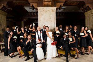 Formal Wedding Party Attire