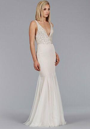 Jim Hjelm 8452 A-Line Wedding Dress
