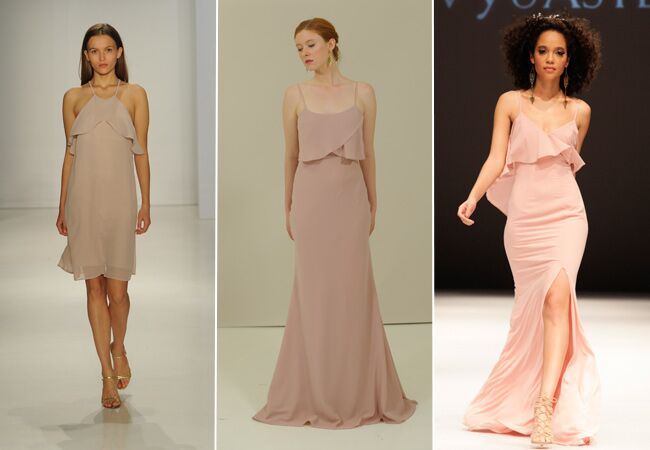 Tiered Bridesmaid Dress Trend | Blog.TheKnot.com