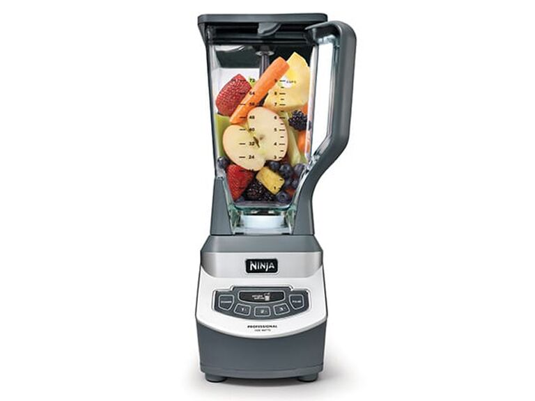 Ninja XL Total Crushing blender with single serve cups