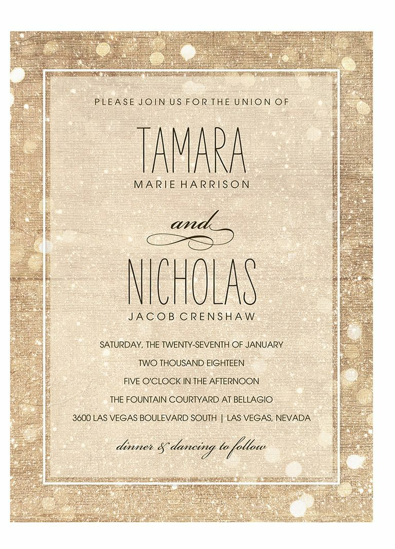 Wedding Invitations From Shutterfly
