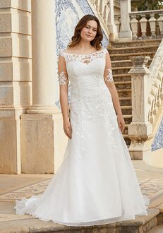 Sincerity Bridal 44058 Wedding Dress