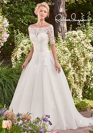 Rebecca Ingram DARLENE Ball Gown Wedding Dress
