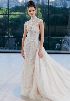 Ines Di Santo Carnegie Mermaid Wedding Dress