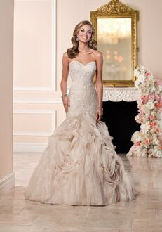 Stella York 6285 Mermaid Wedding Dress