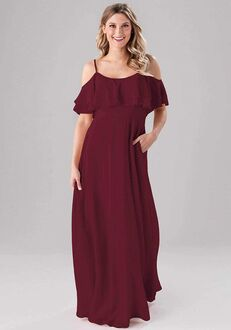 Kennedy Blue Logan Scoop Bridesmaid Dress