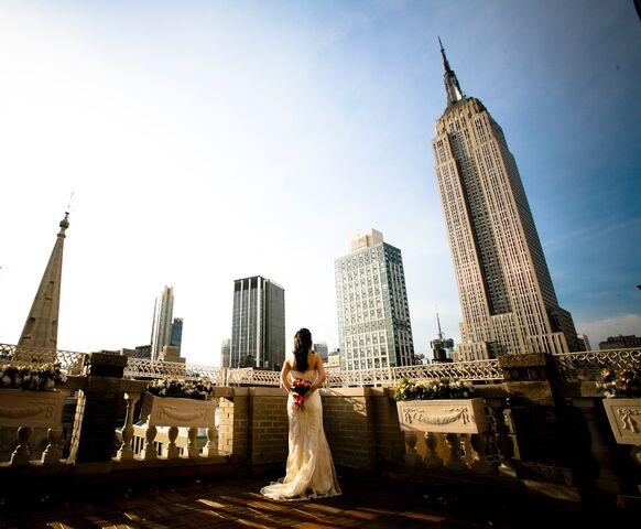 Midtown loft and terrace new york ny for Terrace new york