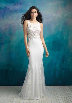 Allure Bridals 9503 Sheath Wedding Dress