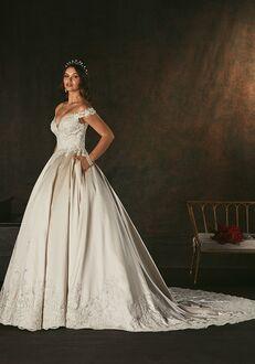 Amaré Couture C152 Chantelle Ball Gown Wedding Dress