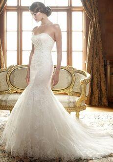 Casablanca Bridal 1995 Mermaid Wedding Dress