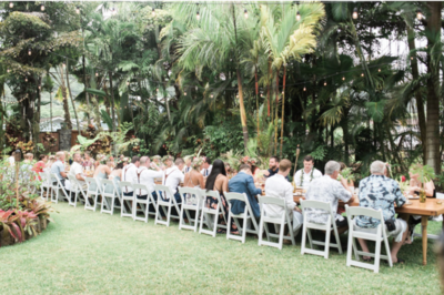Oahu Wedding Villa