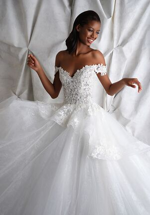 Michelle Roth for Kleinfeld Georgia Wedding Dress