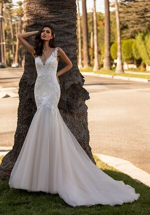PRONOVIAS SCOTT Mermaid Wedding Dress