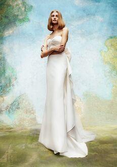 Viktor&Rolf Mariage CASCADING BACK VOLANT BOW DRESS A-Line Wedding Dress
