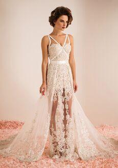 Ysa Makino KYM164 Sheath Wedding Dress