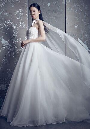 Legends Romona Keveza L2020CAPE Wedding Dress