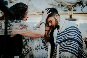 Jewish Wedding Ceremony at The Confidante Hotel in Miami Beach