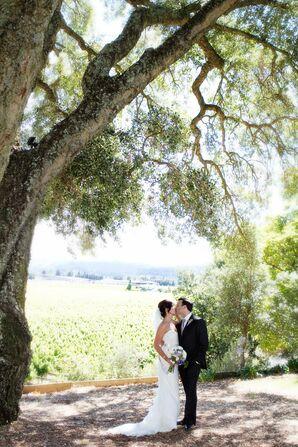 Jen & Dario in Healdsburg, CA