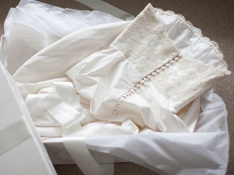 Used Wedding Dresses Where To And Online