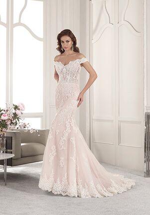 Demetrios 861 Mermaid Wedding Dress