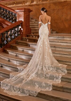 Val Stefani CARMEN Mermaid Wedding Dress