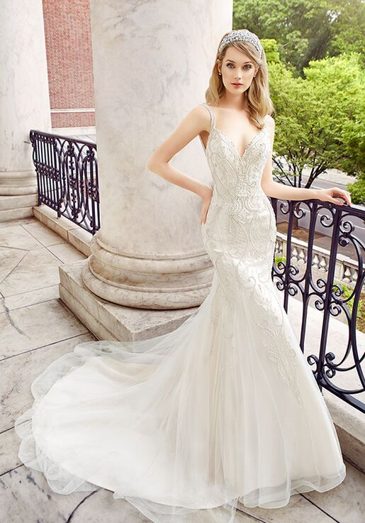 Val Stefani CALLA Mermaid Wedding Dress