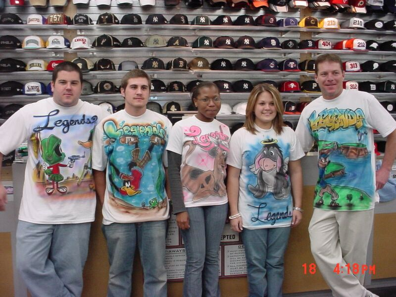 Airbrush Party! - Airbrush T-Shirt Artist - Irvine, CA