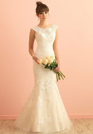 Allure Romance 2864 Mermaid Wedding Dress