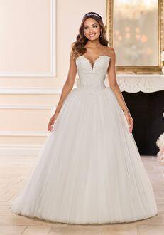 Stella York 6740 Ball Gown Wedding Dress