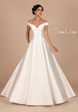 Jessica Morgan CHARISMA, J2062 Ball Gown Wedding Dress