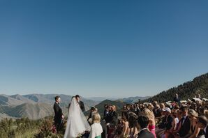 Mountain Wedding at Sun Valley Resort