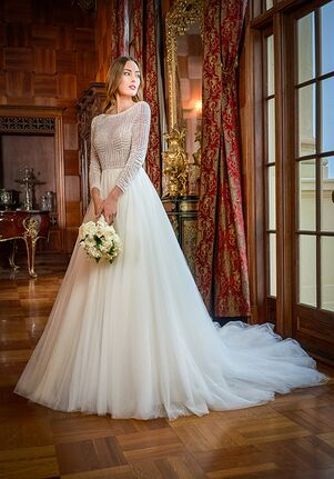 Jasmine Couture T222066 Ball Gown Wedding Dress