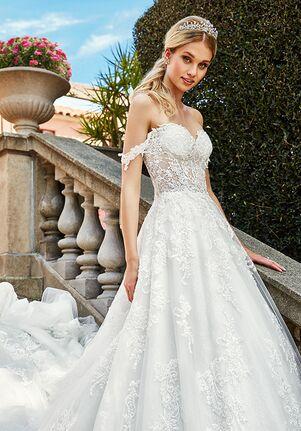 Val Stefani CORTINA Ball Gown Wedding Dress