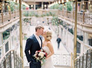 Inspirational Real Wedding Stories