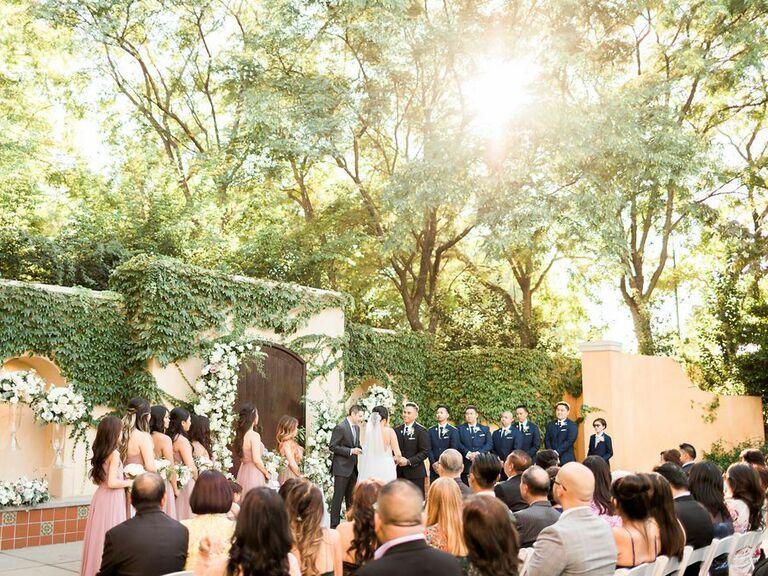 California wedding venue in Thousand Oaks, California.