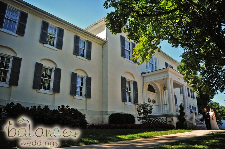 Historic Oakland Mansion Columbia Md