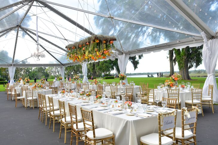 find the right party tent rental company.
