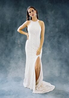 Wilderly Bride Adele Sheath Wedding Dress