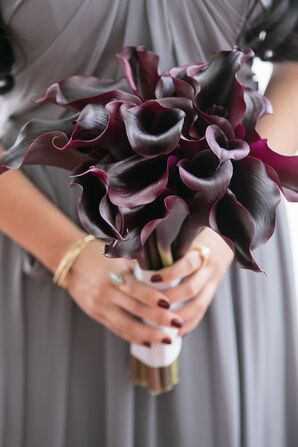 Black Forest Calla Lily Bouquet