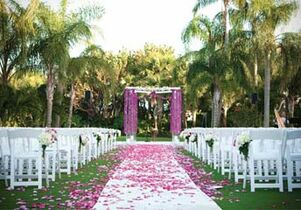 Affordable Outdoors Wedding Venue West Palm Beach