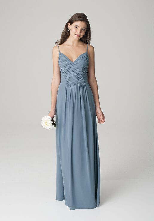 aa80c4bb85c Bill Levkoff 1269 Bridesmaid Dress - The Knot