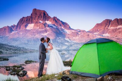 Yosemite Adventure Wedding Photographer Tim Halberg